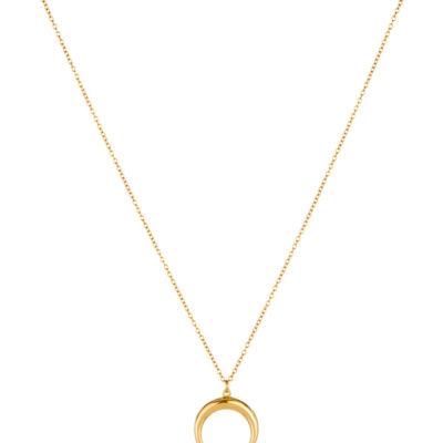 Halskette Mond Gold