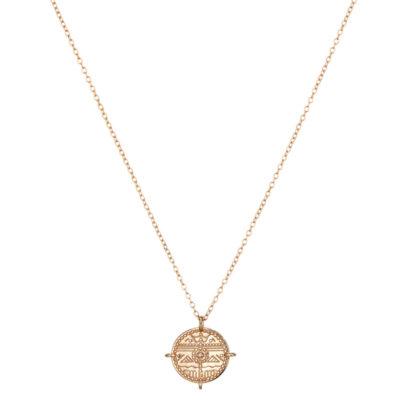 Halskette Maya Gold