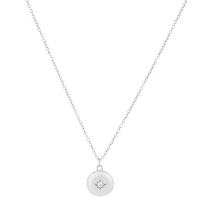 Halskette Nordstern Silber