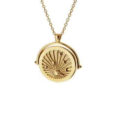 Halskette Universe Gold