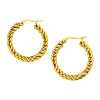 Geflochtene Creole Gold