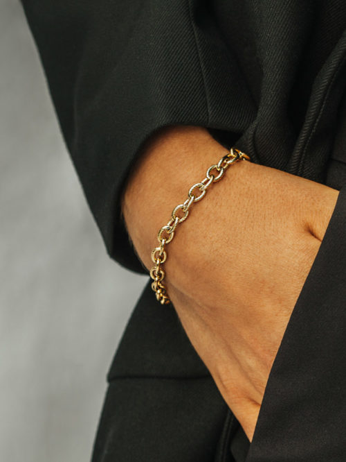 Armband-Chain-Gold-Fourth-Dimension-people