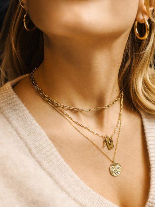 Kette-Chain-Amelia-Gold-Fourth-Dimension