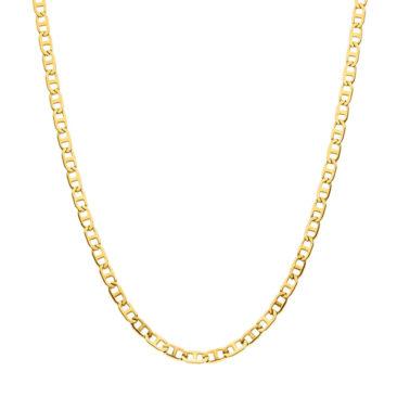 Kette-Link-Chain-Gold-Fourth-Dimension