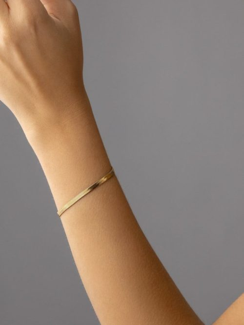 Schlangen-Armband-Gold-Fourth-Dimension-people