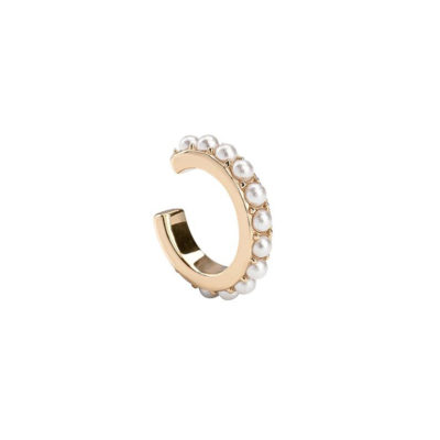 Cuff Perle Gold
