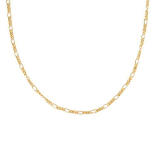 Fourth-Dimension-Halskette-Gold-Silber-Fine-Line