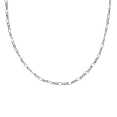 Halskette Fine Line Silber