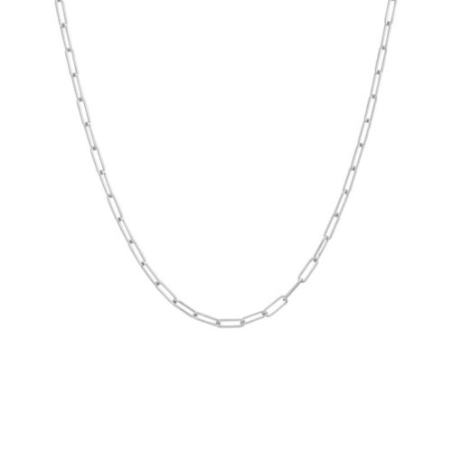 Fourth-Dimension-Kette-Petite-Chain-Link-Silber