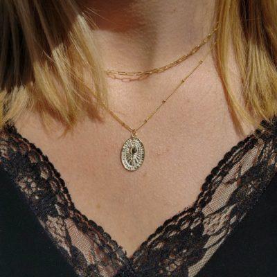 Halskette Rose Gold