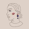 Fourth-Dimension-Ohrclips-Etta-Vintage-Lapis-Blau-Small-people-1-01