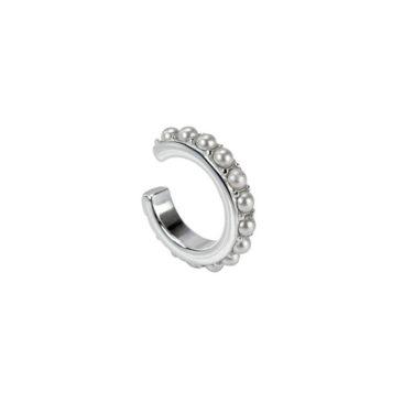 Fourth-Dimension-Silber-Earcuff-Perle