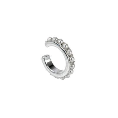 Cuff Perle Silber