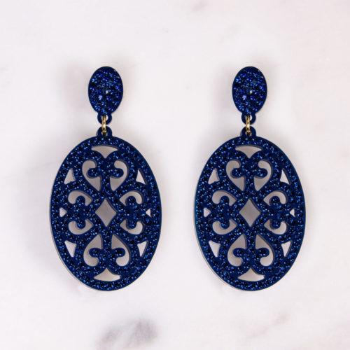 FD-Ohrringe-Ornament-BlauFourth-Dimension-Schmuck-Muenchen