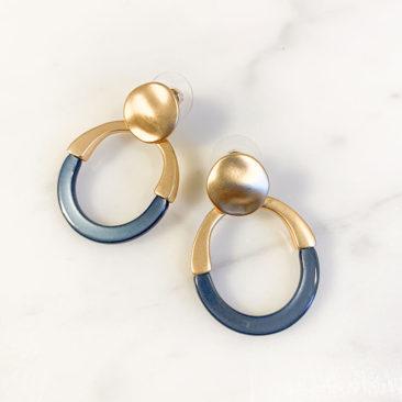 Fourth-Dimension-Ohrring-Gold-Silber-Schmuck-Muenchen-kreis-blau-grau