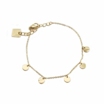Fourth-Dimenson-Ohrringe-Schmuck-München-Armband-Kette-Modeschmuck-Damen-Gold-Silber-Kreis-Plaettchen-Armband